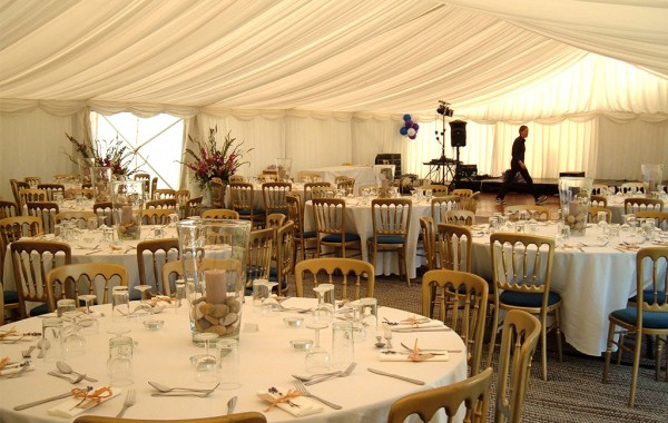 A Marquee Wedding